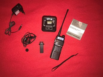 1ST Baofeng UV5R Walkie Talkie Airsoft/Paintball