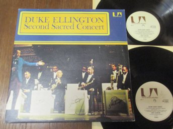 "Duke Ellington ""Second Sacred Consert"""