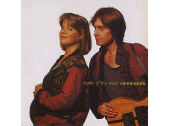 Commando - Battle Of This Week - LP
