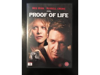 Proof of Life - DVD