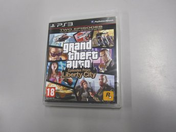 Grand Theft Auto - Episodes from Liberty City - PS3