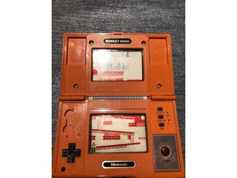 Nintendo Game And Watch Donkey Kong