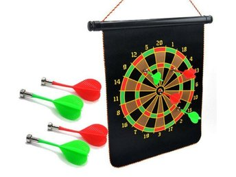 NY!Training Two Side Magnet Darts Magnetic Dart Board