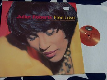 JULIET ROBERTS - FREE LOVE 12""