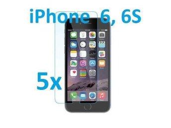 """Displayskydd, Skärmskydd, Iphone 6, 6S - 4,7"""" 5-pack - Skene - Displayskydd, Skärmskydd, Iphone 6, 6S - 4,7"""" 5-pack - Skene"""