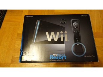 Nintendo Wii Sports Resort Pack Limited Edition
