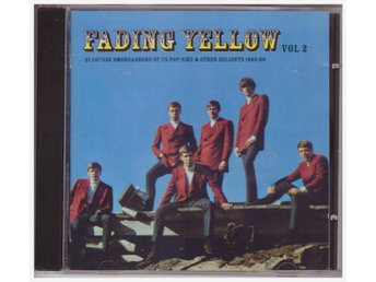 FADING YELLOW      VOL. 2           CD