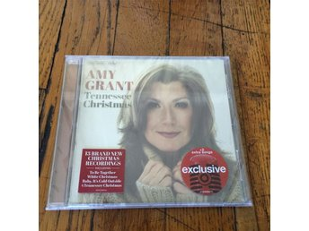 AMY GRANT Tennessee Christmas CD+2 BONUS 2016 TARGET EXCLUSIVE - West Hollywood, Ca - AMY GRANT Tennessee Christmas CD+2 BONUS 2016 TARGET EXCLUSIVE - West Hollywood, Ca