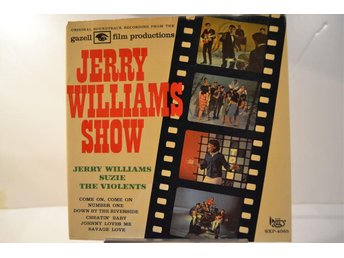 Jerry Williams Show - Come On, Come On + 5 / Vinyl EP