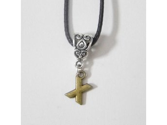 X halsband / X necklace