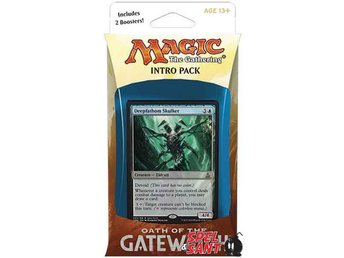 Magic Oath of the Gatewatch Intro Pack Twisted Reality