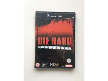 Die hard Vendetta, gamecube - Stockholm - Die hard Vendetta, gamecube - Stockholm