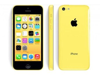 iPhone 5C 32GB Olåst - Stockholm - iPhone 5C 32GB Olåst - Stockholm