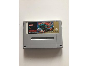 Street Fighter II till Super Nintendo