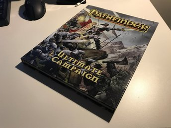 Pathfinder Roleplaying Game - Ultimate Campaign