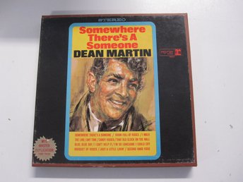 Dean Martin - Somewhere there´s a someone - Rullband