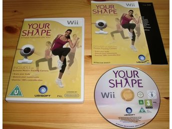 Wii: Your Shape