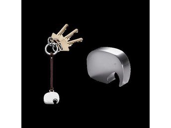Georg Jensen Elephant collection: Keyring & bottle opener set, Nya