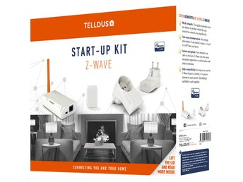 Telldus Start-up Kit Z-wave
