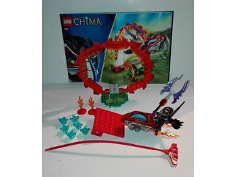 "LEGO Chima ""Ring of Fire"""