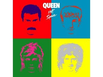 Queen: Hot space 1982 (2011/Rem) (CD)