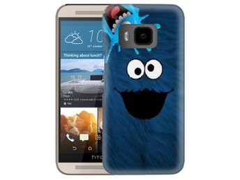 HTC One M9 Skal Cookie Monster