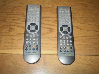 "2 ST Universal remote control ""Made For You"" 4:1"