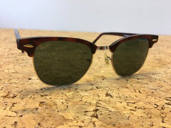 Ray-Ban Clubmaster Vintage
