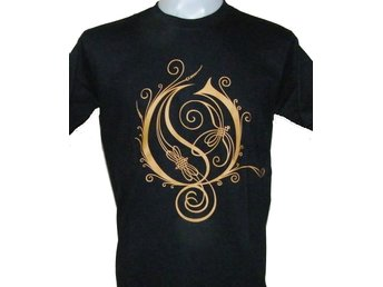 T-SHIRT: OPETH  (Size M)