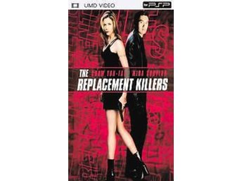 The Replacement Killers (Ny och Inplastad) - UMD Film - Sony PSP