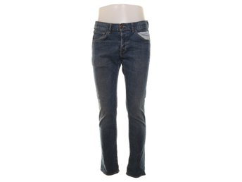 &Denim by H&M, Jeans, Strl: 33x32, Blå