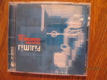 Mike + The Mechanics* + Paul Carrack – Rewired