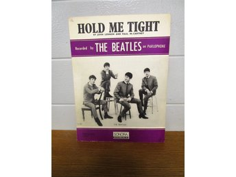 NOTHÄFTE THE BEATLES / HOLD ME TIGHT
