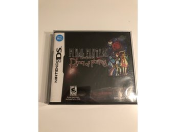 Final Fantasy: Rings of Fates (DS)(Komplett)
