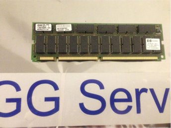 HP 64MB EDO DIMM 168-pin 60NS D4296A