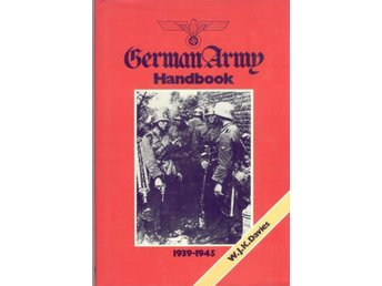 """German Army Handbook 1939-1945"""