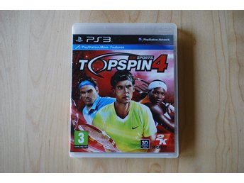 PS3 TopSpin 4