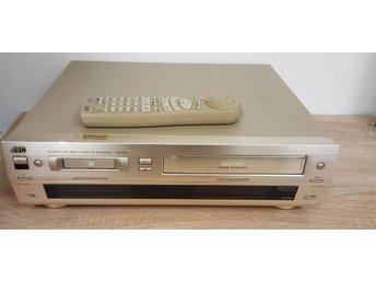 JVC Mini DV/S-VHS VHS VCR Recorder/spelare PAL - Angered - JVC Mini DV/S-VHS VHS VCR Recorder/spelare PAL - Angered