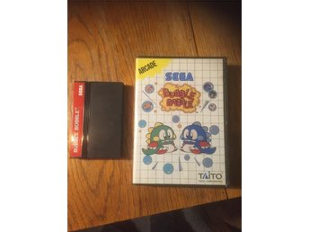 Bubble bobble (RARE)