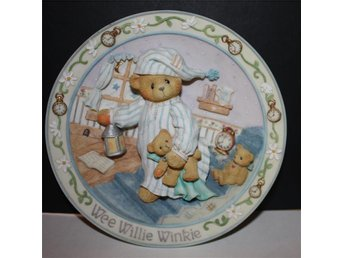 CHERISHED TEDDIES    TALLRIK