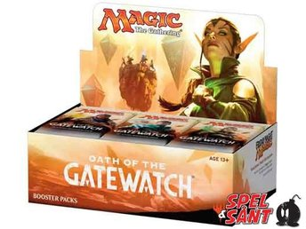 Magic Oath of the Gatewatch Booster Display
