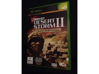Xbox: conflict Desert storm back to Baghdad