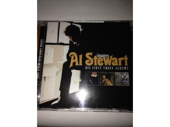 Al Stewart, Images, His first Three Albums, Dubbel-CD