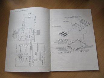 ARKADSPEL Manual till Neo Geo MV-1 (MVS-moderkort) - Byske - ARKADSPEL Manual till Neo Geo MV-1 (MVS-moderkort) - Byske