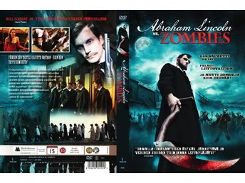 Abraham Lincoln Zombies  - Blu-Ray