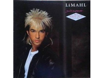 Limahl title* Don't Suppose...* Synth-pop LP EU