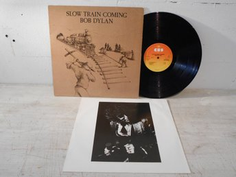 Bob Dylan - Slow Train Coming Holl Orig-79 !!!!!