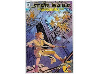 Star Wars Adventures # 2 Cover B NM Ny Import
