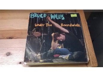Bruce Willis - Under The Boardwalk, EP