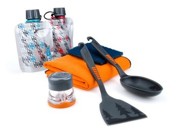 GSI OUTDOORS KITCHEN PACK 8  90101 Rek butikspris: 299 kr